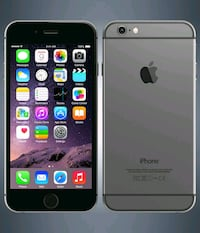 space gray iPhone 6 with white case Surrey, V3W
