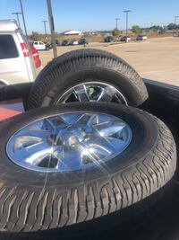 Ford F-150 wheels  College Station, 77840