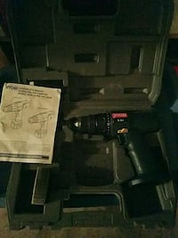 black and gray cordless power drill Lawrence, 66049