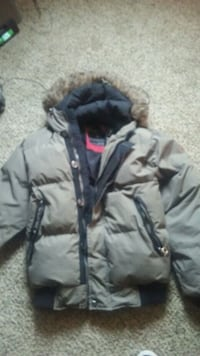 j whistler winter coat mens. size L Sioux Falls, 57103
