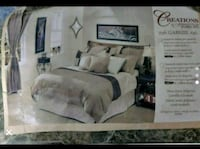 BRAND NEW DUVET COVER AND MATCHING PILLOW CASES St. Catharines, L2R