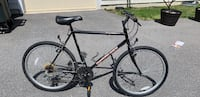 black and gray hard tail mountain bike Olney, 20832
