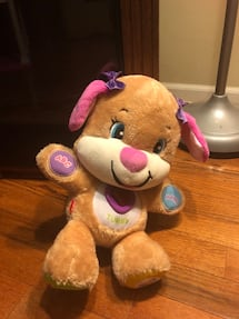 Puppy learning toy