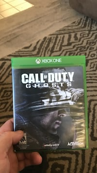 Call of duty ghosts xbox one game Sacramento, 95828