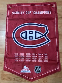 Montreal Canadians Stanley cup champions  783 km