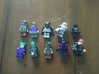 assorted Star Wars action figures London, N5W 3J7