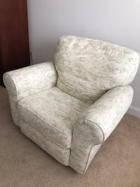 Nursery swivel, rocker, full recliner Herndon, 20170