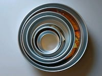 8 Cake Pans  *New* Stafford, 22554