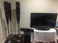 Surround sound Lg speakers with Samsung tv Vaughan, L4H 0C9