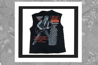 Bonjovi Cutted-off sleeves Shirt Size S