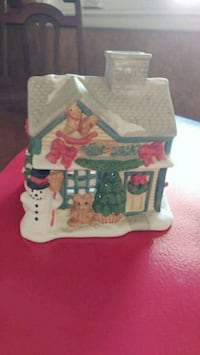 PartyLite toy shop tea light house Kitchener, N2A