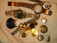 Rolex watches and parts Akron, 44312