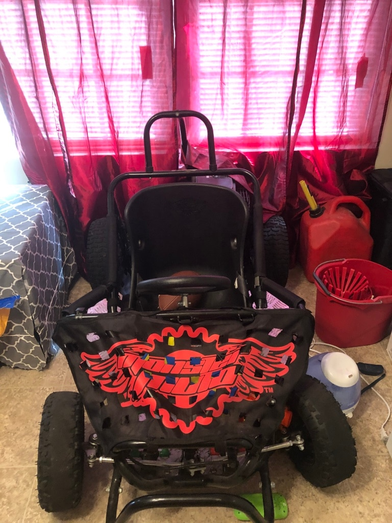 Photo Go Kart for kids (serious inquiries only)