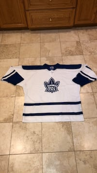 Toronto Maples Leaf Jersey