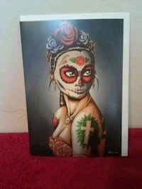 22 Day of Dead blank cards. All for $8 Albuquerque, 87121