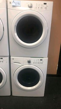 """Set washer and dryer Kenmore 27""""W 876"""