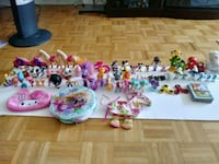 AssortedCollectible small toys....give me an offer..   Toronto, M3H 4X6