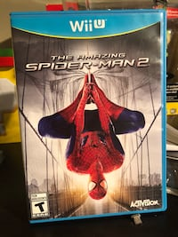 The Amazing Spider-Man 2 Xbox 360 game case Mississauga, L4Z 2M5