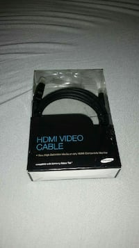 New, HDMI video cable for any Samsung galaxy tab Manassas, 20109