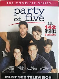Party of Five Box Set All seasons