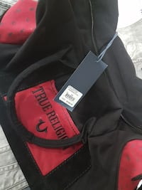 TRUE RELIGION DUFFLE BRAND NEW WIT TAG