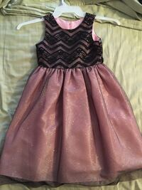 Holiday dress  Size 6x Girls Sayreville, 08872