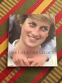 Diana:  Her Life and Her Legacy book Toronto, M2M 3T6