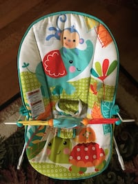 Fisher Price Bouncer Byron, 31008