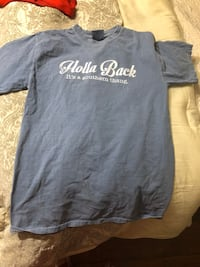 Sz small t shirt by comfort colors