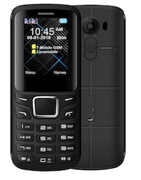 Brand New Seal In Box Dual-SIM Unlocked GSM Cell Phone with Color Screen and High-intensity Curved TP Glass, SIM-Free GSM Quad-Bands Worldwide Cell Phone with Bluetooth and MicroSD Card Slot Hayward, 94544