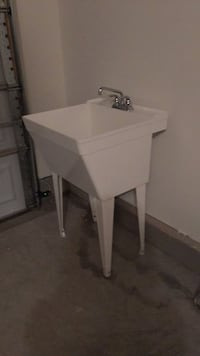 Utility sink with  faucet Ashburn, 20148
