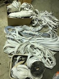 white and black coated wires Terrebonne, J6X 4H4