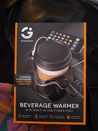 Beverage warmer with built in USB power port Modesto, 95350