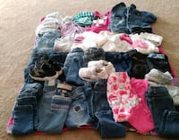 Girls Size 2T Clothing & shoes 49 km