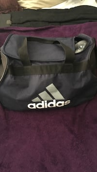 black and white Adidas duffel bag San Diego, 92128