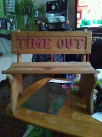 Time out bench 618 km