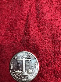 1 Troy oz. .999 pure silver Huber Heights, 45371
