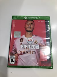 Brand New/Sealed FIFA20 for XboxOne Toronto, M2J 5A7
