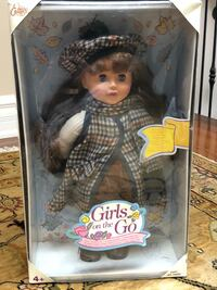 "Collectable ""girls on the go"" DOLL  Toronto, M4B 2Z8"
