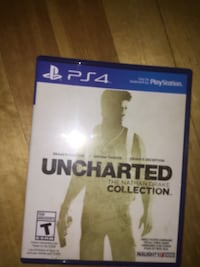 Uncharted the nathan drake collection ps4 game case Montréal, H4B 2K7