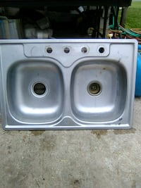 Sink stainless steel FHP Chauvin, 70344