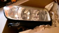 Subaru headlamp  Reading, 19602