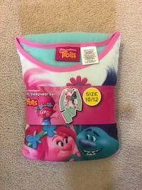 Brand new girls pajamas size10/12. Smoke free home.(pick up only ) Alexandria, 22310