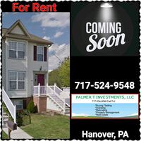 HOUSE For Rent 3BR 2.5BA Hanover