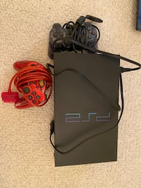 PlayStation 2 with 2 controllers! Manassas, 20110