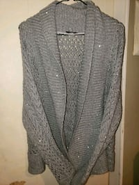 Sparkley knitted sweater