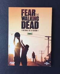 DVD Fear The Walking Dead saison 1  Villejuif, 94800