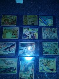 1941 WWII cards from Gum,inc rare and great shape Tinicum Township, 19029