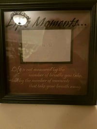 Lifestyle moments frame.
