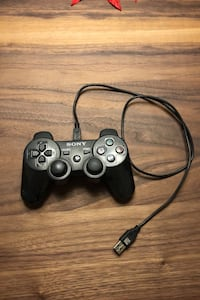 PS3 game console controller